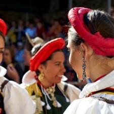 """Dnaces y fiestas tradicionales """"Huesca la Magia"""