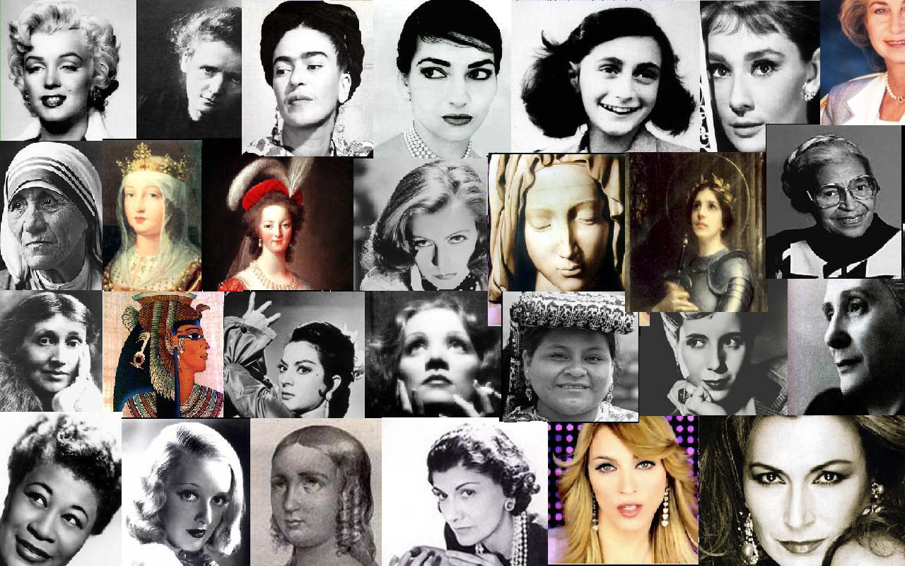 Resultado de imagen para informacion historica sobre la mujer