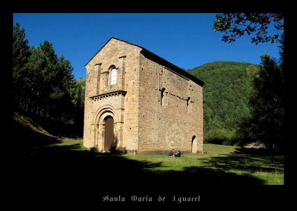 jaecheve Santa María de Iguácel