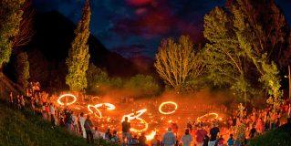 🔥🔥 9 Lugares donde celebrar las Fallas de San Juan en Huesca