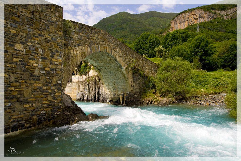 Puente de La Glera de Jonathan Blanquez