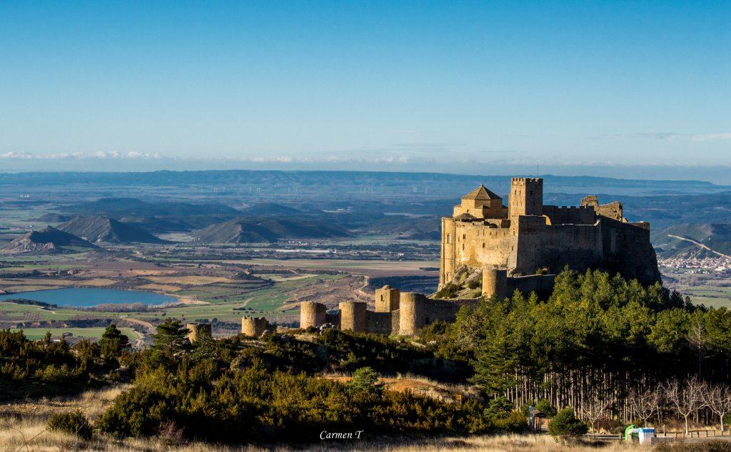 castillo-loarre-de mapio.net