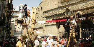 El genial Mercado Medieval de las Tres Culturas en Jaca