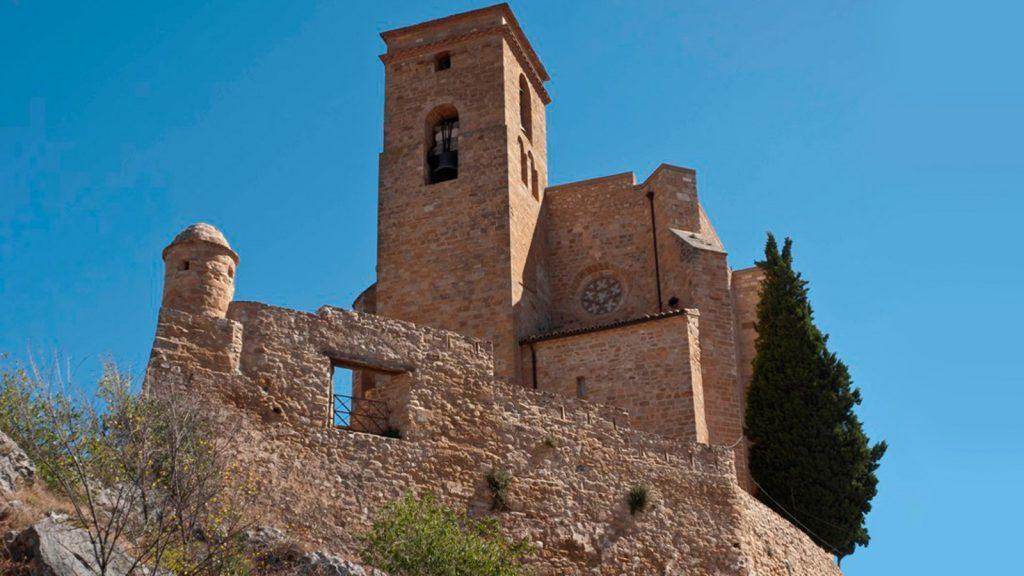Castillo-de-Benabarre