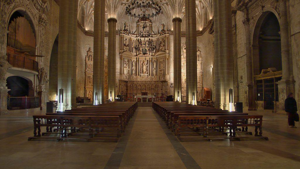 catedral_de_barbastro-_interior