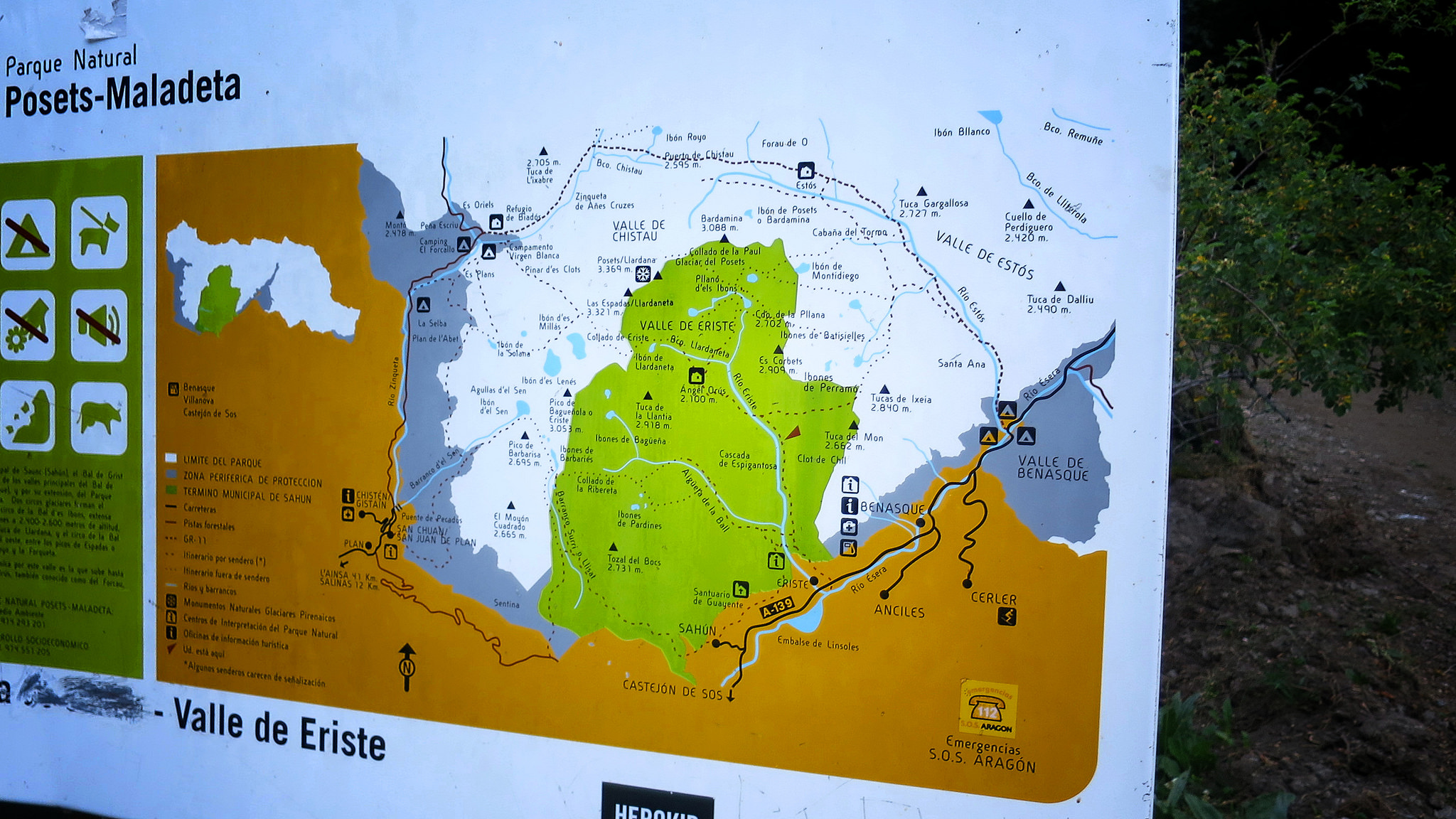 valle de Eriste mapa - https://www.flickr.com/photos/wenceslaugraus/