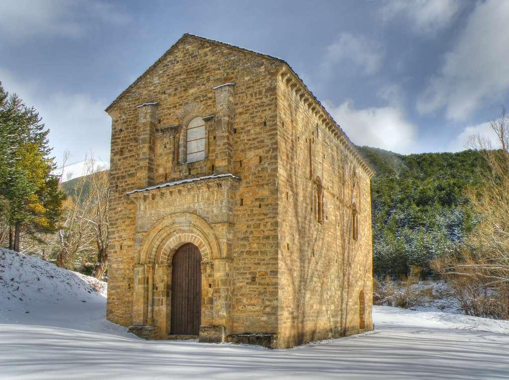 Santa María de Iguácel de dirocris en Flickr.com