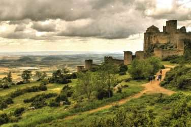 Castillo de Loarre de https://www.flickr.com/photos/25533361@N00/