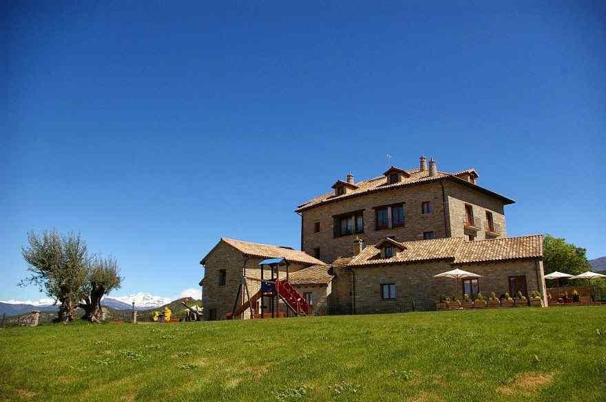 Las 10 mejores casas rurales de la provincia de huesca - Casas del pirineo ...
