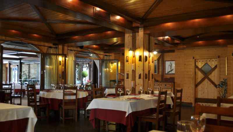 Los 21 mejores restaurantes de la provincia de huesca seg n la gu a michel n turismo huesca la - Casa ferrando panticosa ...