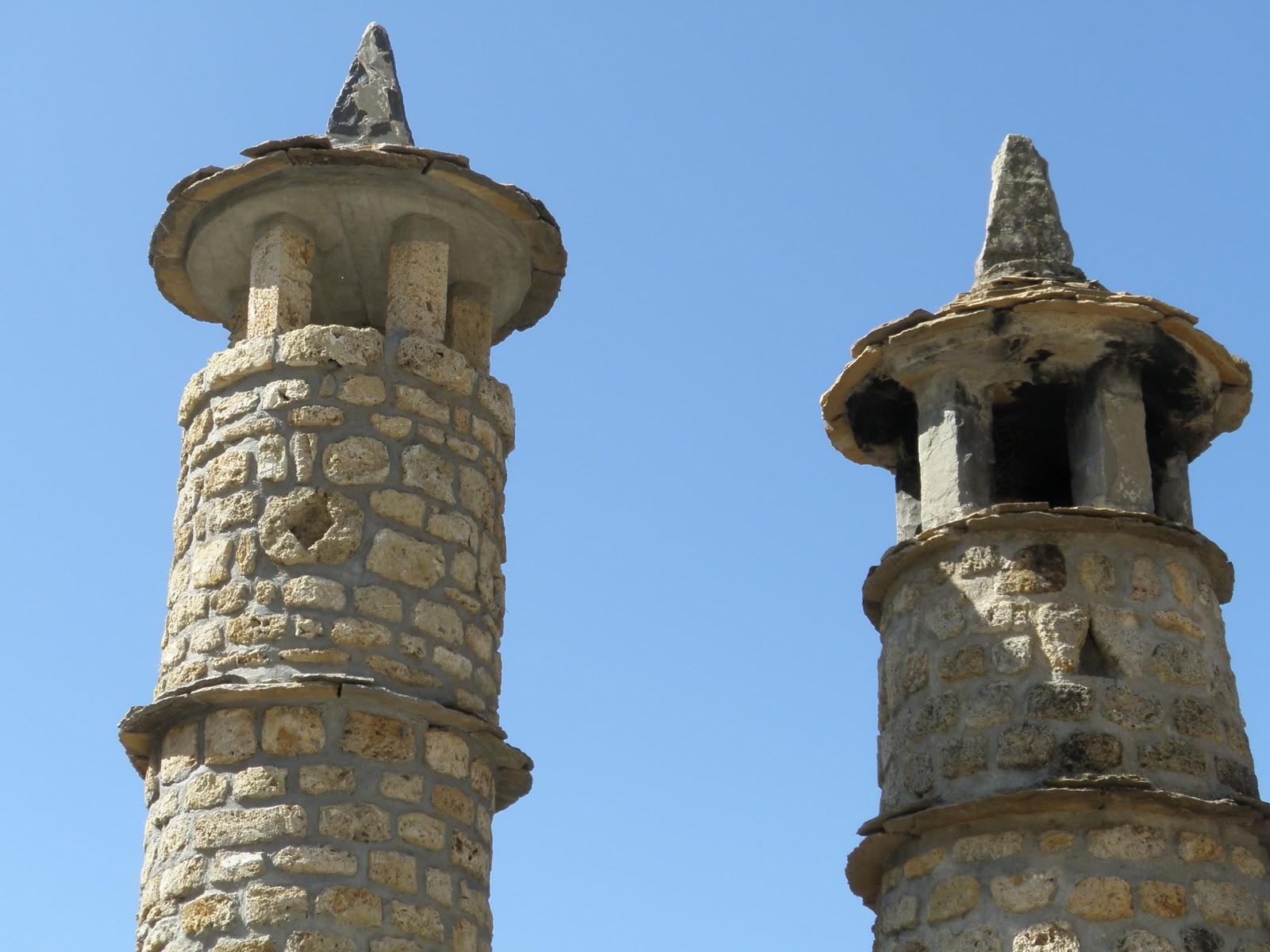Chimeneas Espantabruxas, leyendas convertidas en tradición en el Alto Aragón