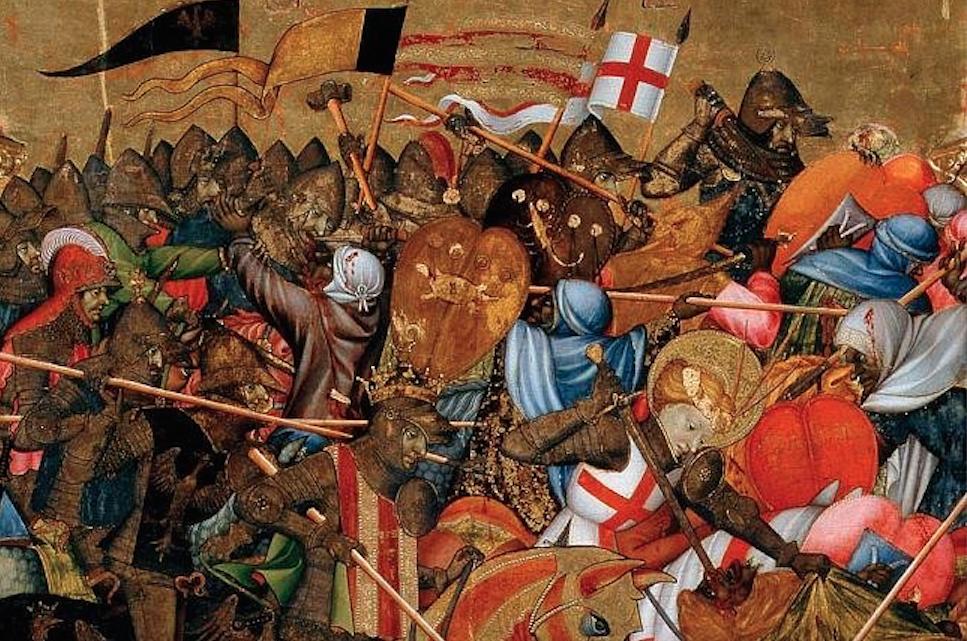 Historia y Leyenda de San Jorge ✝️