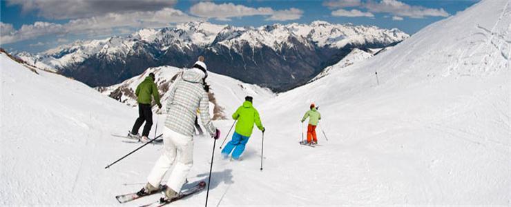 Esquí Alpino. Fuente: http://www.cerler.com/