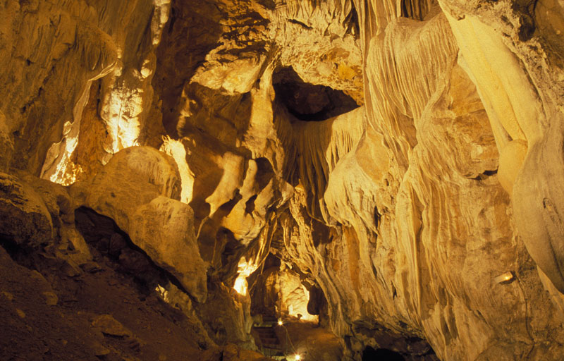 Los baños de luna llena en la Cueva de las Guixas. 🌕💦
