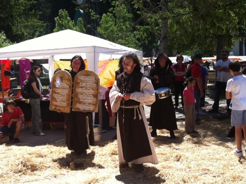 II Feria De Brujas, Mitos Y Leyendas Del Valle De Tena. Fuente: Facebook de la Feria