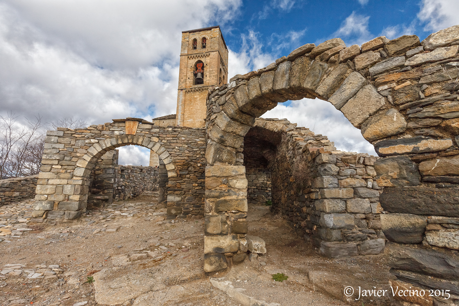 ⚔️ 🛡 Los 6 pueblos medievales más impresionantes de Huesca