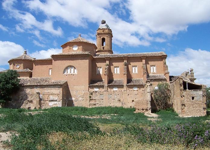 Cartuja de Nuestra Señora de las Fuentes de Monegros
