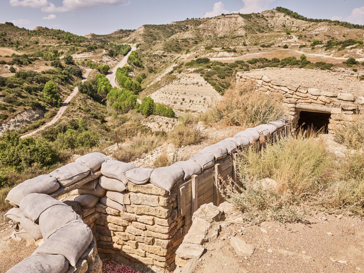 La Ruta Orwell, galardonada como una de las mejores rutas turísticas de Huesca