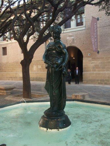 Fuente de La Moreneta