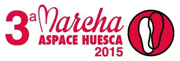 Marcha Aspace Huesca 2015