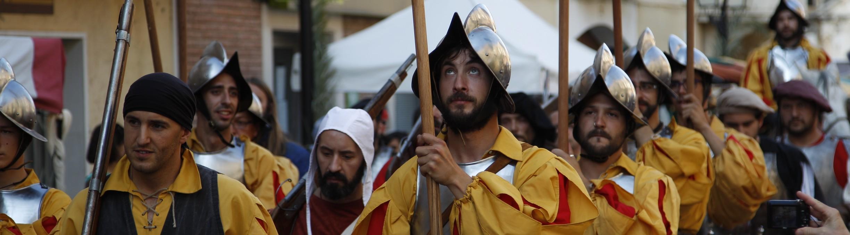 Feria del Renacimiento. Fonz. Fdo: José Luis PanoFeria del Renacimiento. Fonz. Fdo: José Luis Pano