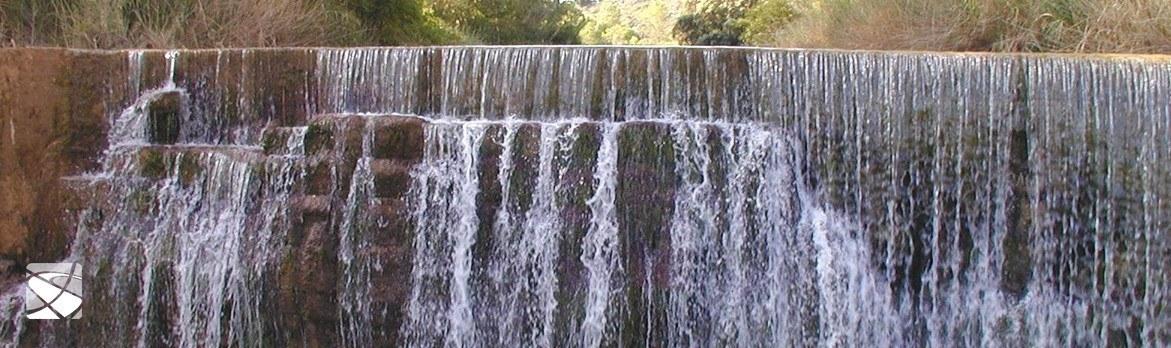 Azudes. Fuente imagen: Turismo de Somontano
