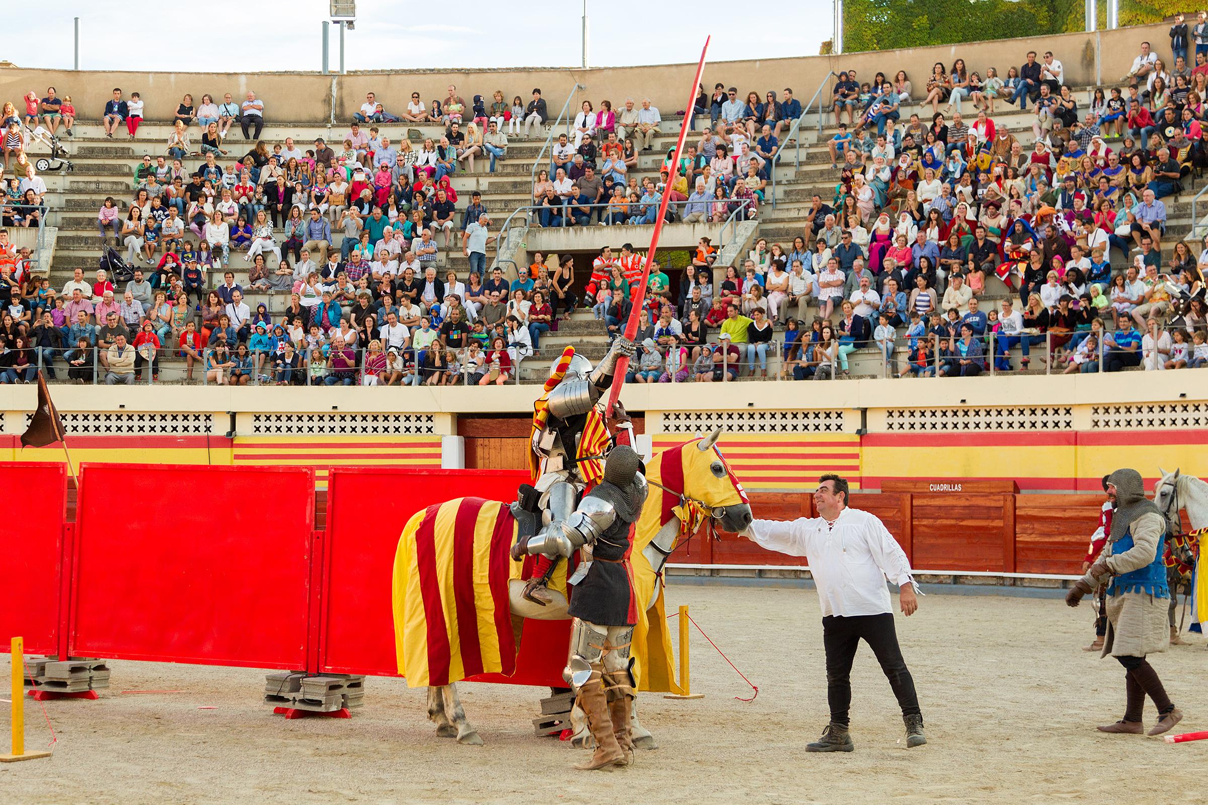 La Magia de la Historia cobra vida con la recreación histórica los Esponsales de Doña Petronila