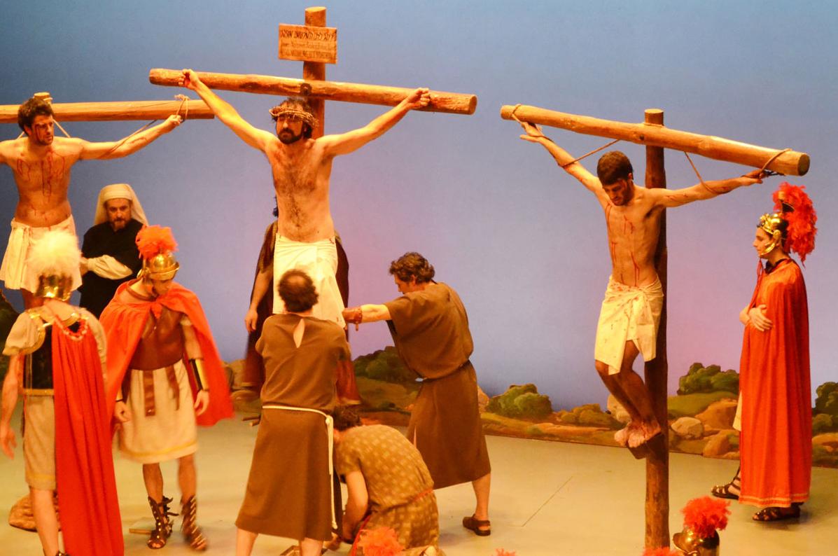 La Pasión de Huesca ✝️ la Magia de la Semana Santa