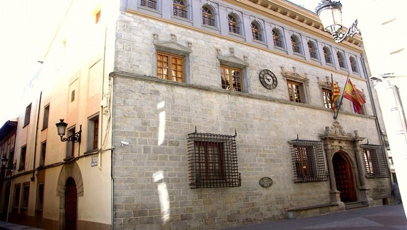 Ayuntamiento Jaca de actualidadviajes.com