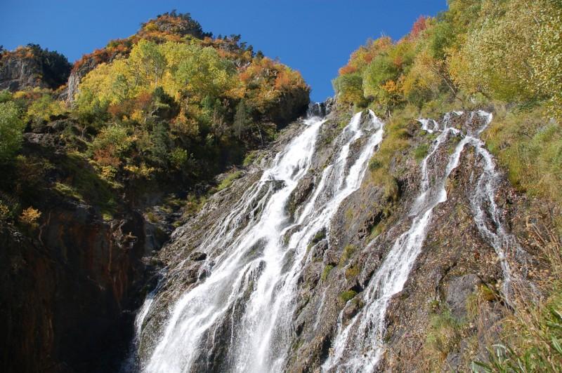 Cascada de Espigantosa de Carlos Guerrero en Flickr