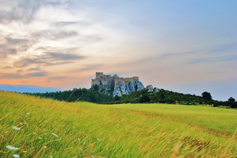 Castillo de Loarre de TIKIHAWAIKA http://bit.ly/1RCU2AR