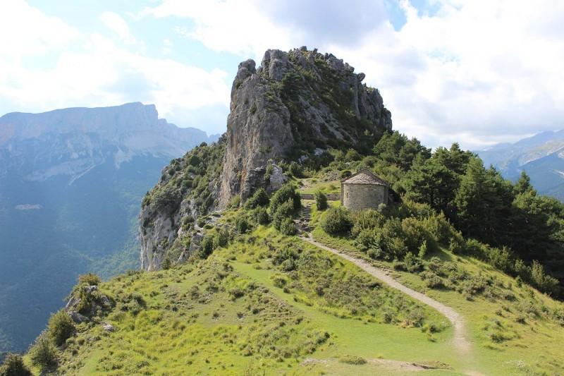 Ermitas de Tella de www.excursionesporhuesca.es
