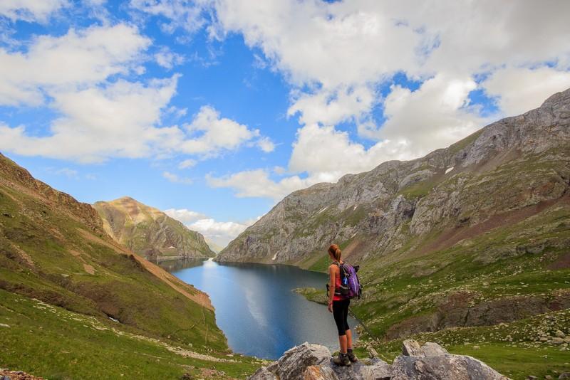Valle de Vallibierta - ibon de llauset de ToNi DPZ en Flickr
