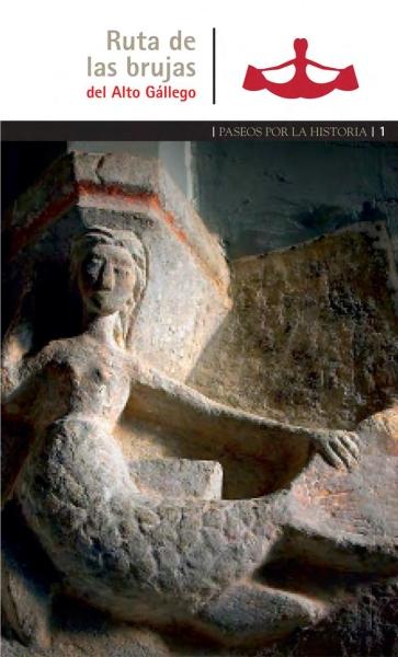 Libro Ruta de las Brujas en el Alto Gállego