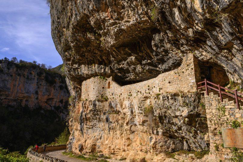 De Vicente Maza - Ermita rupestre de San Úrbez