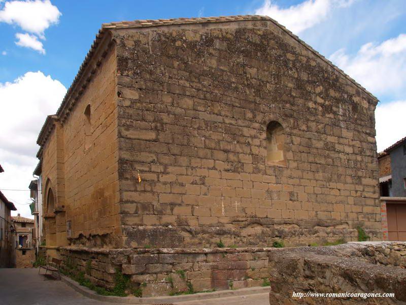 Ermita de San Fructuoso Bierge