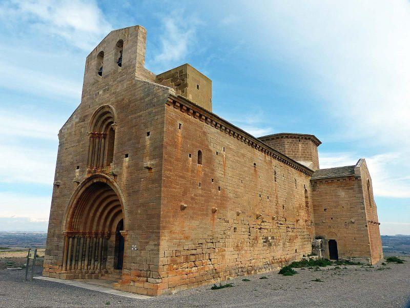 Ermita de Santa MarÍa de Chalamera