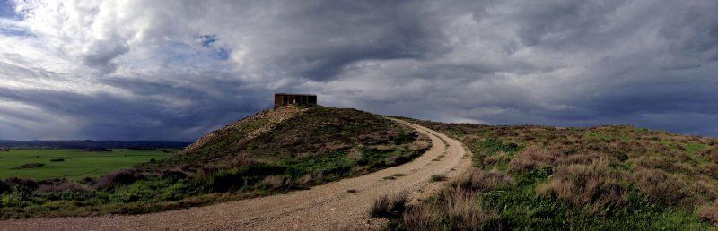 Ermita de los Agudos En Alcalá de Gurrea