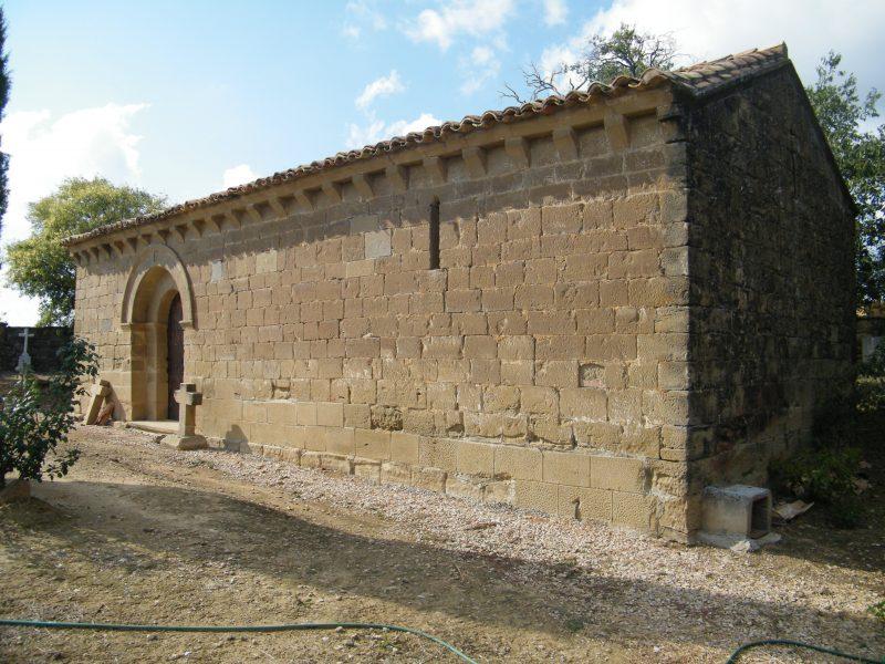 Iglesia de San Miguel - LOPORZANO