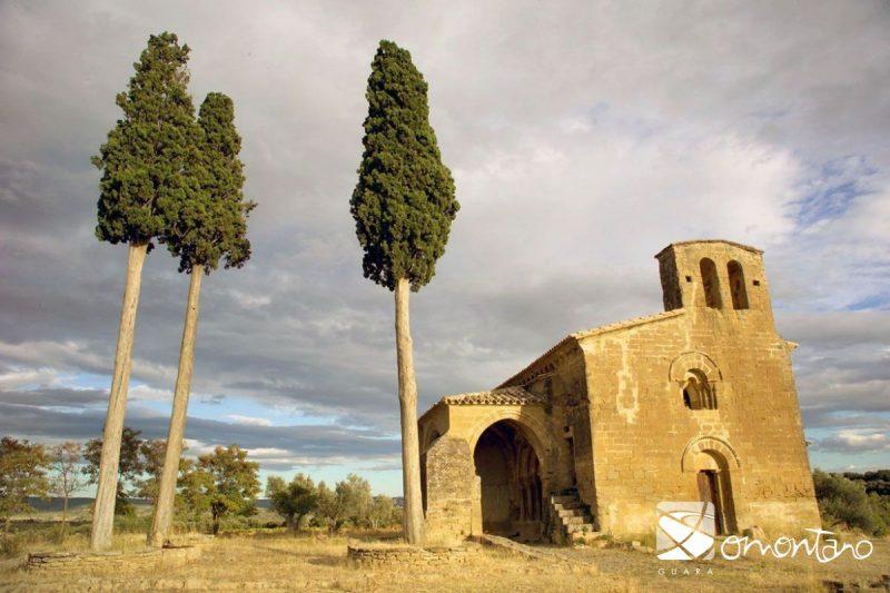 Rios Valles Ermita de Nuestra de Treviño Adahuesca