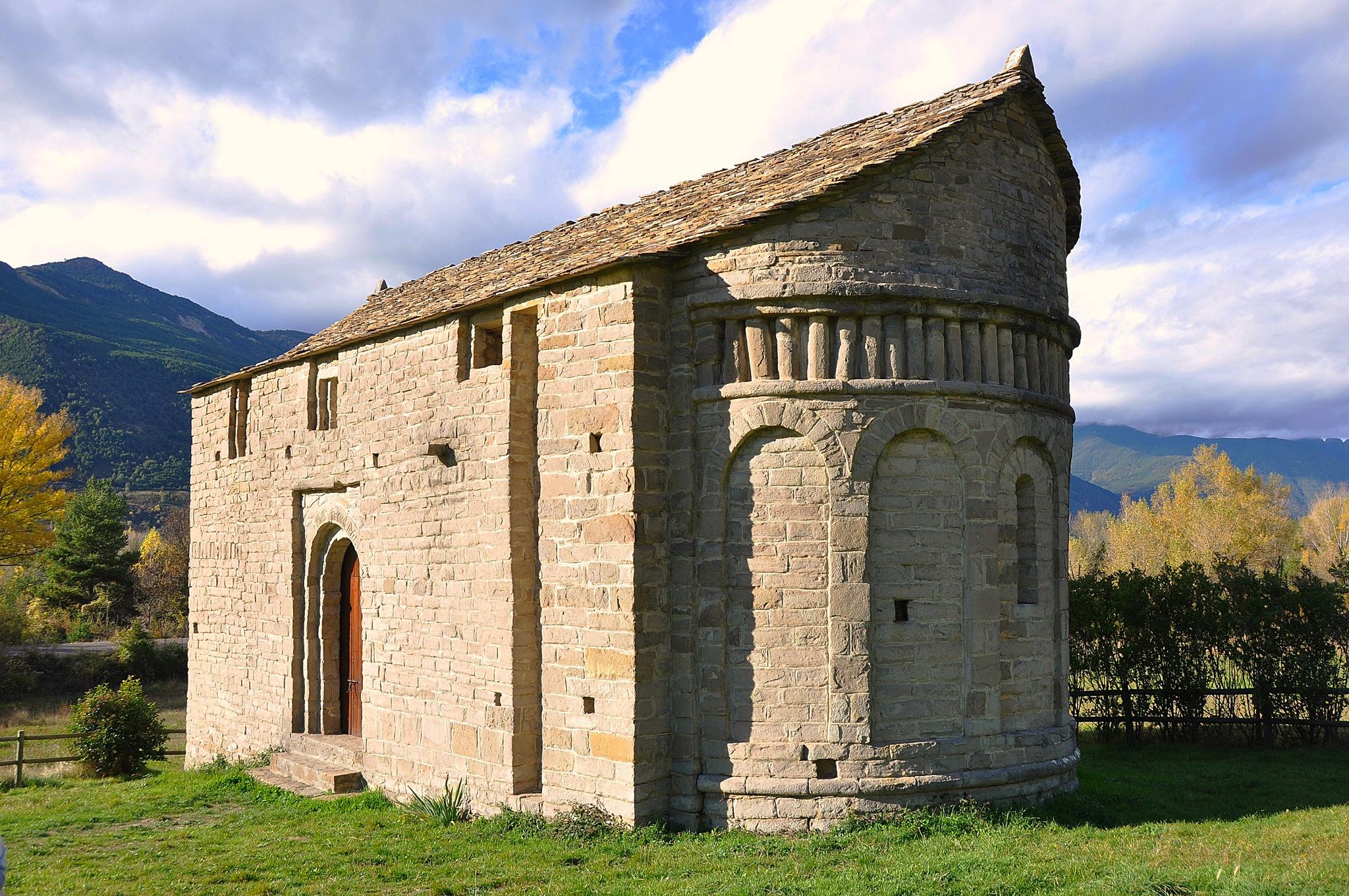 Torre de Abizanda