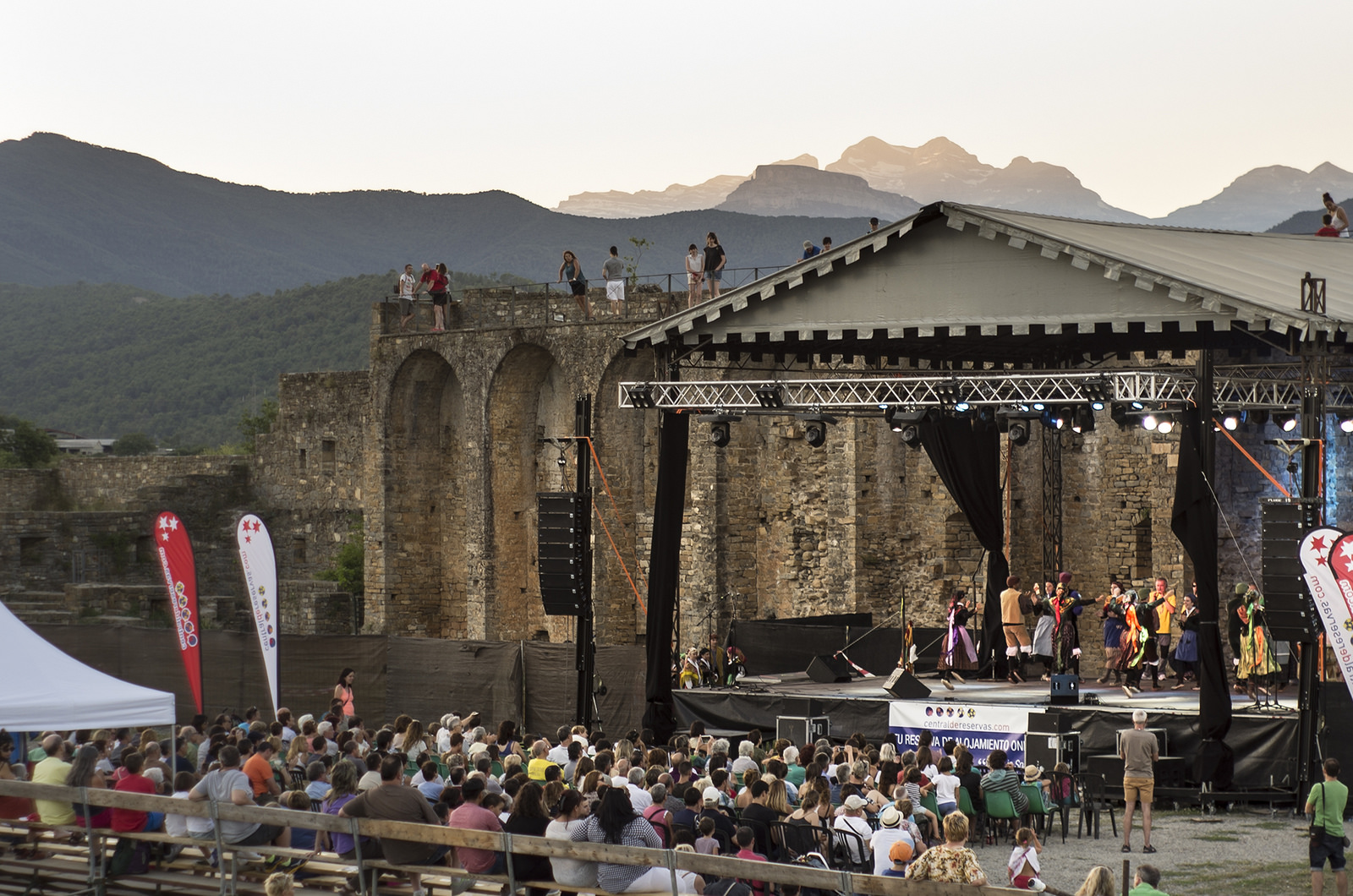 🎷🎶🎺 6 Festivales en la Provincia de Huesca que no te puedes perder este verano!