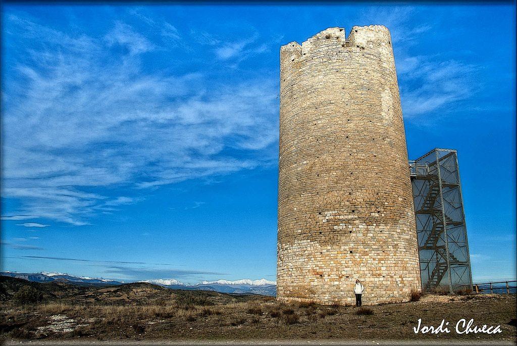 Torre del Castillo de Viacamp de Jordi Txuequins