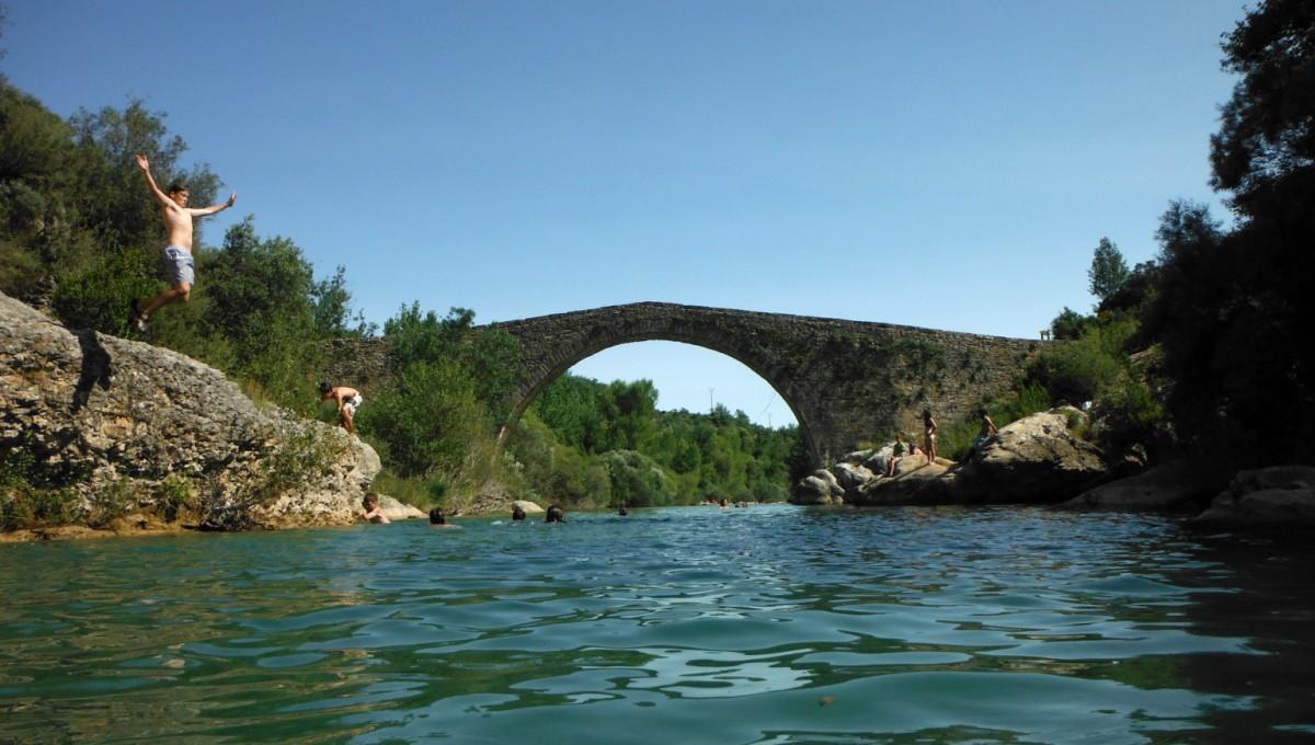 💦 8 Piscinas Naturales para Refrescarte en Huesca 💦