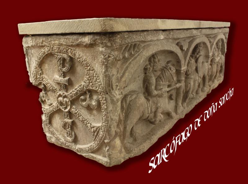 Sarcófago de Doña Sancha