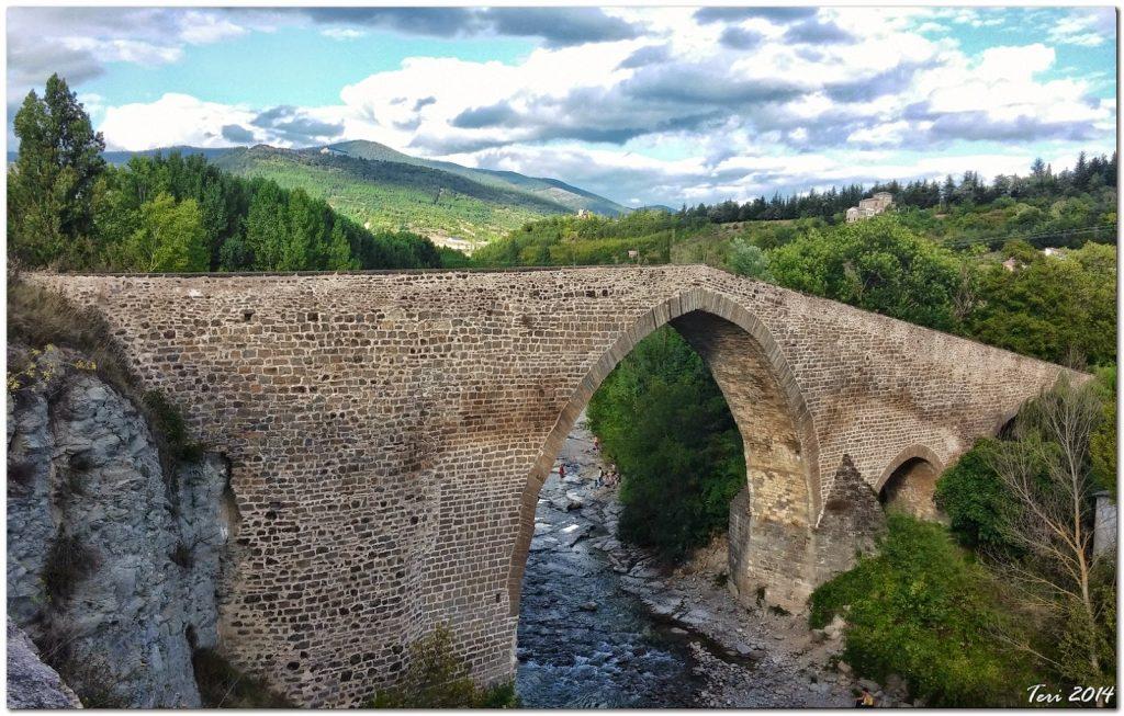 Puente San Miguel, Jaca. Fotografía de erodipra.blogspot.com
