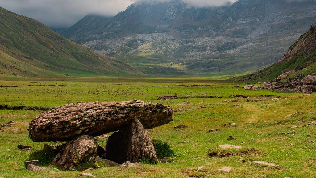 Dolmen Agua Tuerta de https://www.flickr.com/photos/javierpuig/