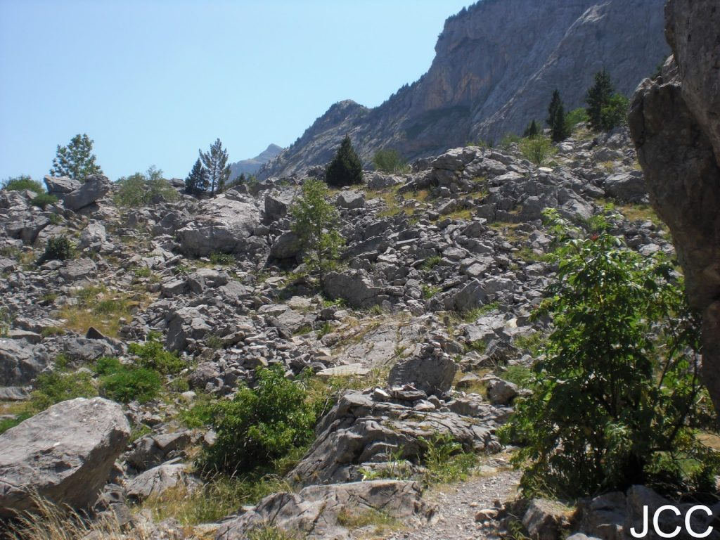 La Cantalera - Valle de Izas - Fotografía de http://jpirineos.blogspot.com.es