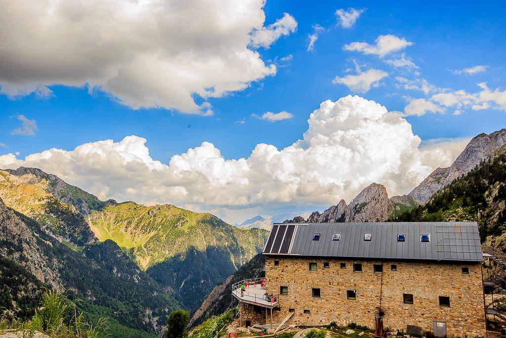 🌺🌲 El hermoso y Salvaje Valle de Eriste