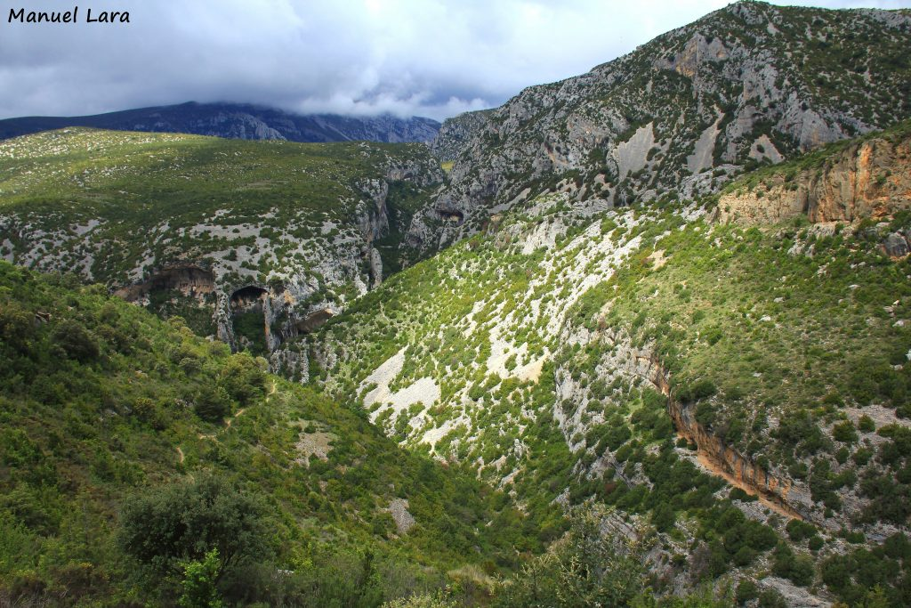 Barranco de la Virgen - Rodellar de https://www.flickr.com/photos/dolmenhir/